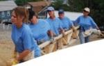 HFHLV Women's Build 2013