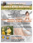 VVA 415 AO Town Hall Flyer No. 2 19Sep2015