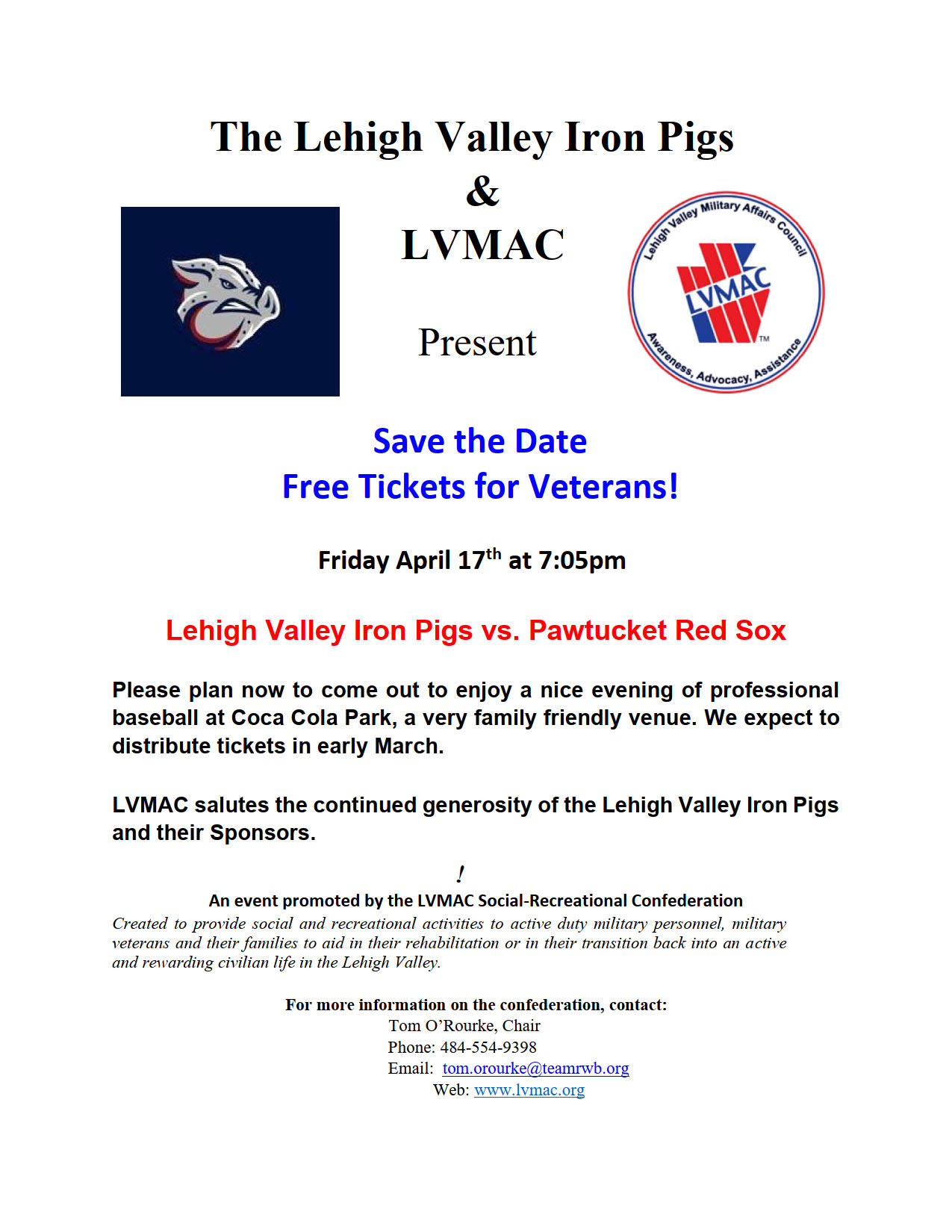 Special Events Lehigh Valley Military Affairs Council S Blog